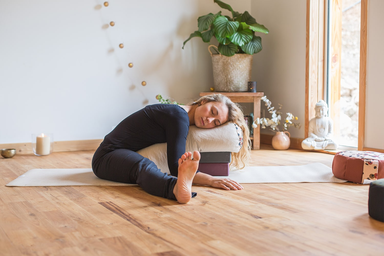 yoga bolster france